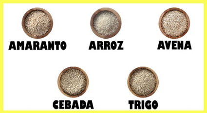 Alimentos que son cereales